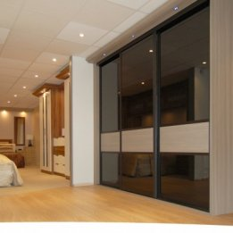 Sliding Doors Bedroom